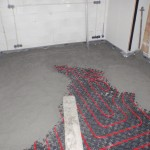 afwerkvloer over vloerverwarming 2